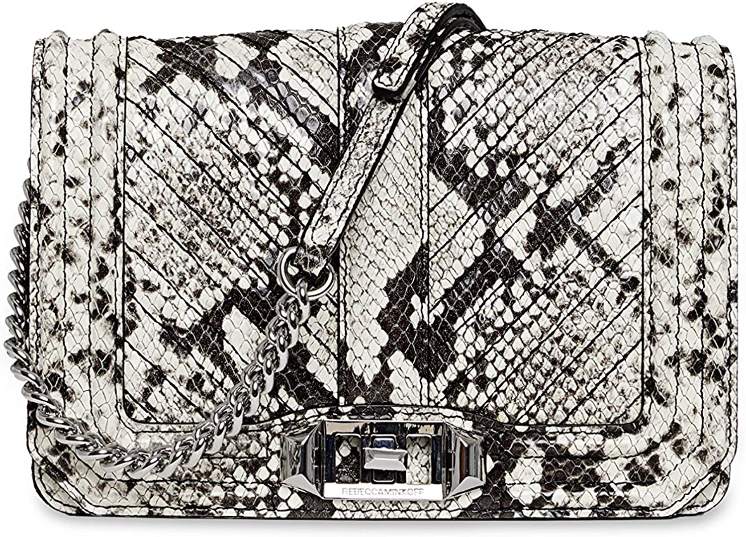 safety All items in the store Rebecca Minkoff Women's Chevron Quilted Bag Cross Body Small
