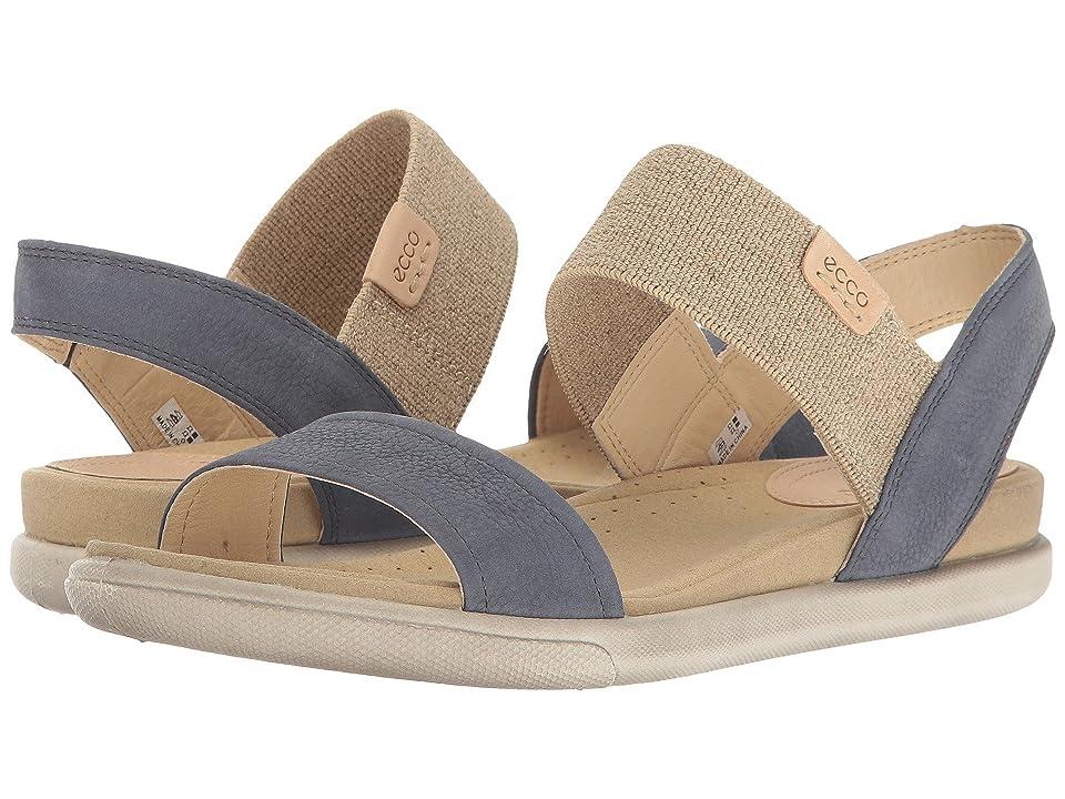 ECCO Damara Ankle Sandal (Ombre/Ombre) Women