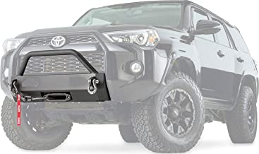 WARN 100022 Semi-HiddenLow-Profile Winch Mounting System: Fits Toyota 4Runner (2014-2018)
