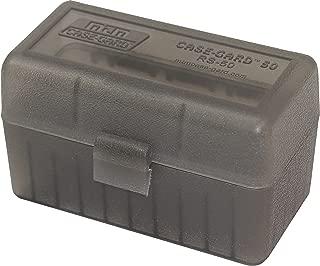 MTM 50 Round Flip-Top Rifle Ammo Box .222 to .222 Mag