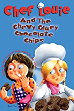 Chef Louie and the Chewy Gluey Chocolate Chip and Apron Badge Combo