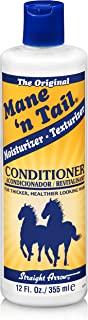 Mane 'n Tail Moisturizer Texturizer Conditioner for Thicker healthier Looking Hair & Coats 12 oz
