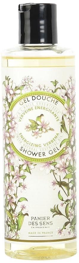 主婦スタンド出力Panier Des Sens Shower Gel Verbena by Panier des Sens