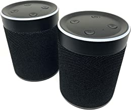 True Wireless Speakers: TWS Portable Twin Bluetooth Mini Stereo Speaker Dual Set Big Bass for Apple iPhone iOS Google Android Samsung Galaxy Nexus Smart Phones Laptops MAC PC Tablets Smartphones Echo