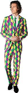 Mardi Gras Costume Suit for Men 42