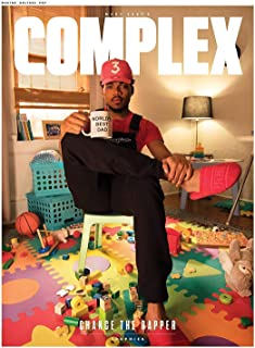 unity One poster chance the rapper complex 12 x 12 inch poster rolled