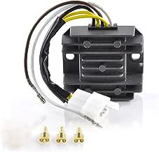 Voltage Regulator For Kawasaki KLT200 Duckster KLT250 Prairie / KZ250 CSR KZ440 KZ650 KZ750 LTD 1980-1985 OEM Repl.# 21066-1014