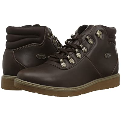 Lugz Theta (Dark Brown/Brown/Gum) Women