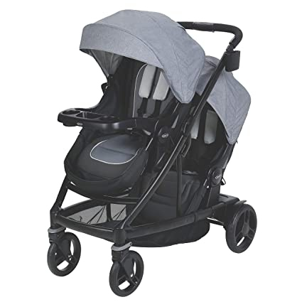 Graco Uno2Duo Double Stroller - The lightest stroller