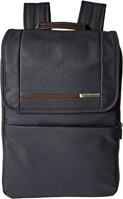 Briggs & Riley - Kinzie Street - Flapover Expandable Backpack