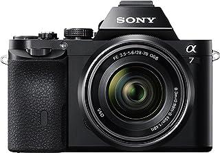 ソニー SONY ミラーレス一眼 α7 ズームレンズキット FE 28-70mm F3.5-5.6 OSS ILCE-7K