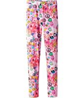 Moschino Kids - Peace Sign Leggings (Little Kids/Big Kids)