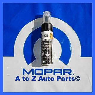 Dodge /Chrysler / Jeep BLACK Touch-Up Paint (PX8) 2250 Mopar OEM