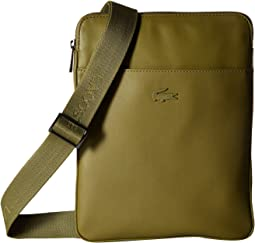 Lacoste - Full Ace Flat Crossover Bag