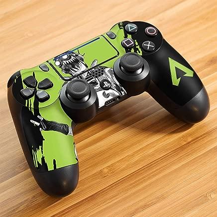Controller Gear Officially Licensed Apex Legends PlayStation 4 Controller Skin  Adrenaline Junkie  PlayStation 4 Controller Sold Separately