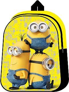 Fancy Official Minions Buddies Junior Premium Backpack School Bag Rucksack