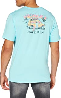 Hurley M Vancamper S/S T-Shirt Uomo
