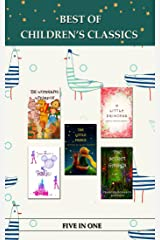 Best of Children's Classics (Set of 5 Books): Perfect Gift Set for Kids Kindle Edition