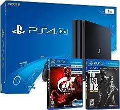 PS4 PRO 1TB Playstation 4 - PACK 2 Juegos 4K - Gran Turismo Sport