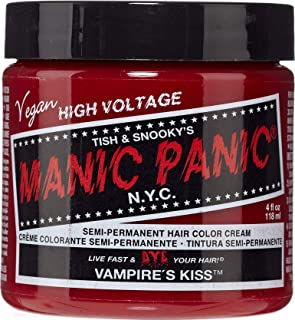 Manic Panic Vampire's Kiss Red Hair Dye Color