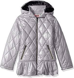 URBAN REPUBLIC Girls Girls Puffer Poly Polyfill Jacket Jacket