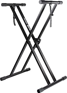 keyboard stand with music stand