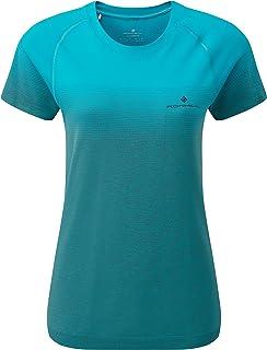 RONHILL Women's Wmn's Tech Marathon S/S Tee Short Sleeved