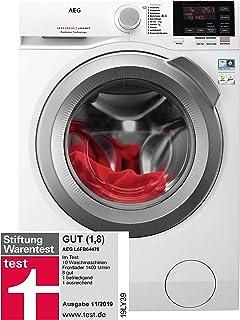 AEG L6FB64470 Waschmaschine / 7,0 kg / Leise / Mengenautomatik / Nachlegefunktion / Kindersicherung / Schontrommel / Wasserstopp / 1400 U/min