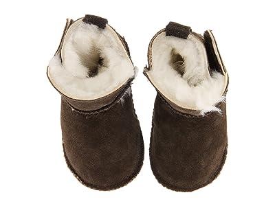 EMU Australia Kids Baby Bootie (Infant) (Chocolate 2) Kids Shoes