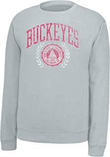NCAA Mens Vintage Seal Sculler Crew Sweater