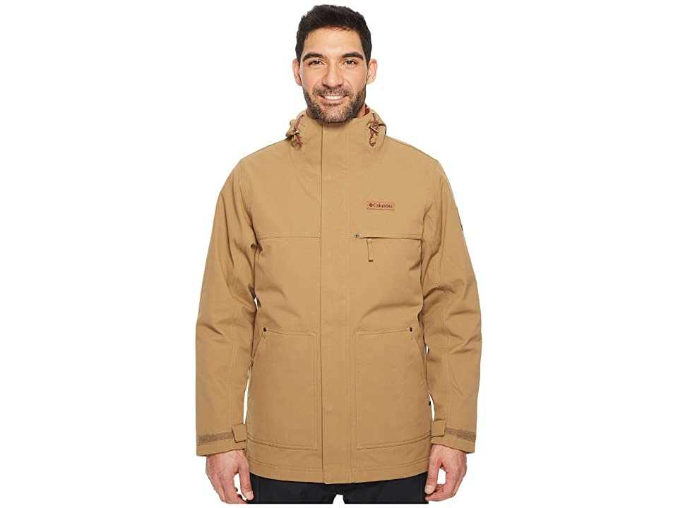 Columbia Catacomb Crest Interchange Jacket (Delta) Men