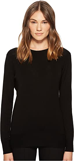 Vince - Slit Back Long Sleeve