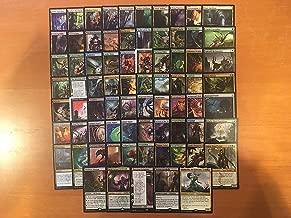 Elite Graveyard EDH Deck- Muldrotha Dredge - Green Black Blue - Custom Built - MTG - Commander - 100 Card!