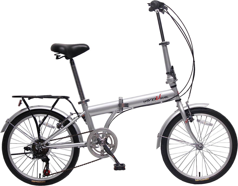 IDS unYOUsual U Transformed Folding Bicycle