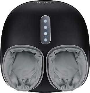 دستگاه ماساژور پا برقی شیاتسو Medcursor با گرمای تسکین دهنده ، خمیر تراش عمیق برای درد و گردش خون پا ، تنظیمات چند سطح