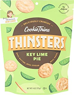 Mrs Thinsters Cookie Thin Key Lime Pie, 4 oz