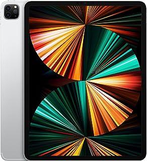 "2021 Apple iPad Pro (12,9"", Wi-Fi, 256GB) - Argento (5ª generazione)"