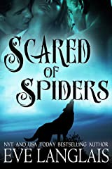 Scared of Spiders Kindle Edition