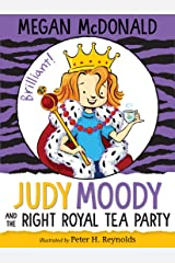 Judy Moody and the Right Royal Tea Party Kindle Edition