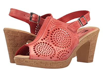 Spring Step Liberty (Red) Women