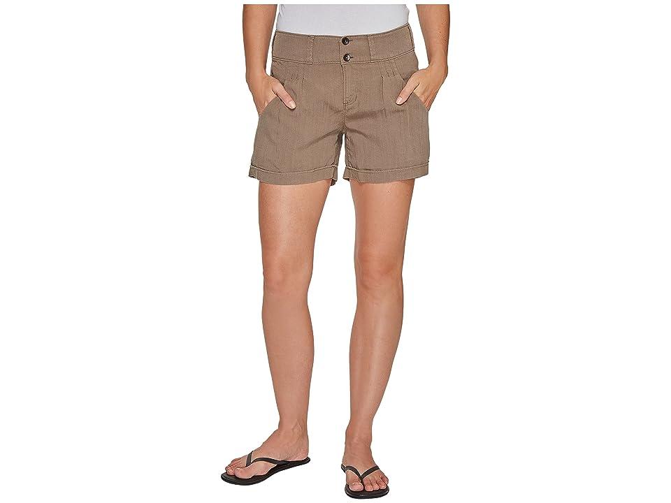NAU Flaxible Shorts (Sable) Women