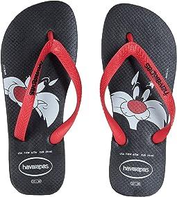 Looney Tunes Flip-Flops
