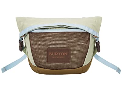 Burton Haversack Small Bag (Sage Green Crinkle) Bags