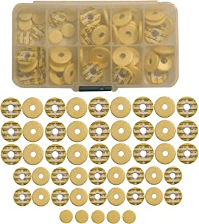Instrument Clinic Flute Pad Assortment of 50, 2.7mm Thick