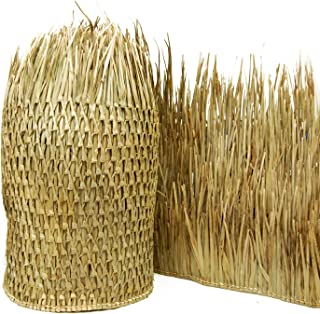 FOREVER BAMBOO Mexican Palm Thatch Runner Roll (2 Pack) 35