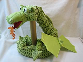 Ikea Minnen Drake Dragon Plush - Six Feet Long!