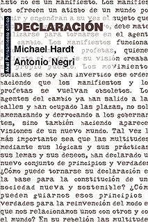 Declaración (Pensamiento crítico) (Spanish Edition)