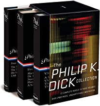 The Philip K. Dick Collection: A Library of America Boxed Set