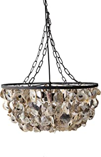 Best oyster shell chandelier lighting Reviews