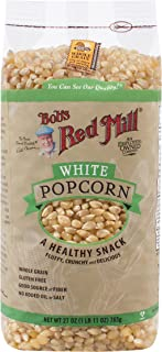 Bob's Red Mill Whole White Popcorn, 27-ounce